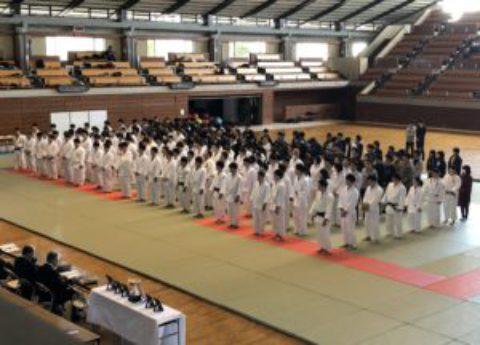 第10回龍澤学館理事長杯争奪クラス対抗柔道大会開催!