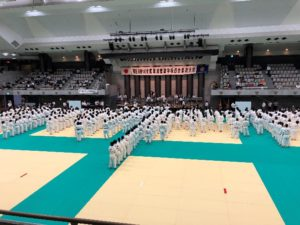 全国柔道整復学校協会柔道大会